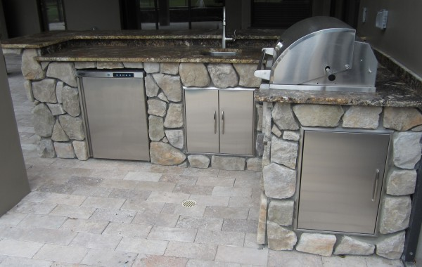 Outdoor Kitchens & Fire Pits 13